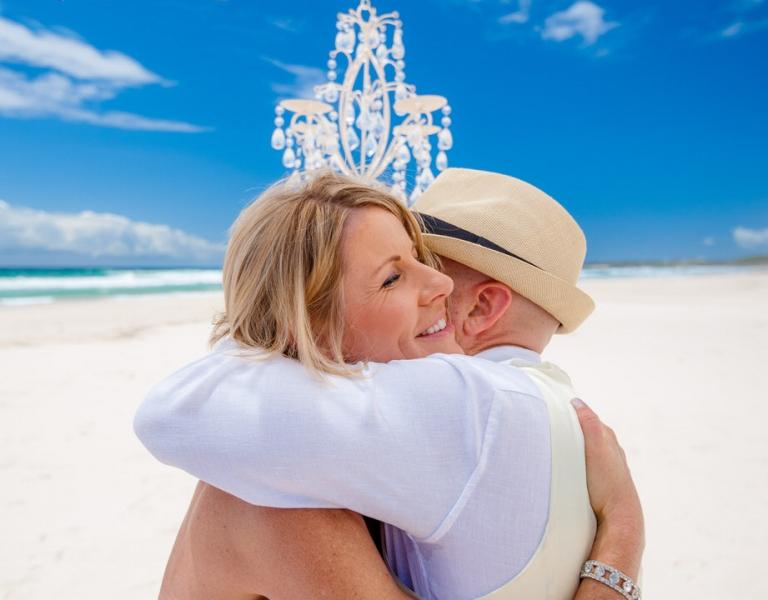 Kylie & Stuart - Wedding 4