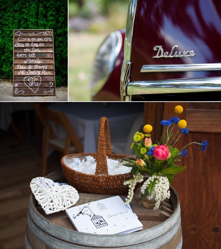 Chestnut Gardens Wedding