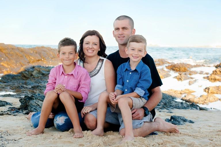 Beach Family Photography 1